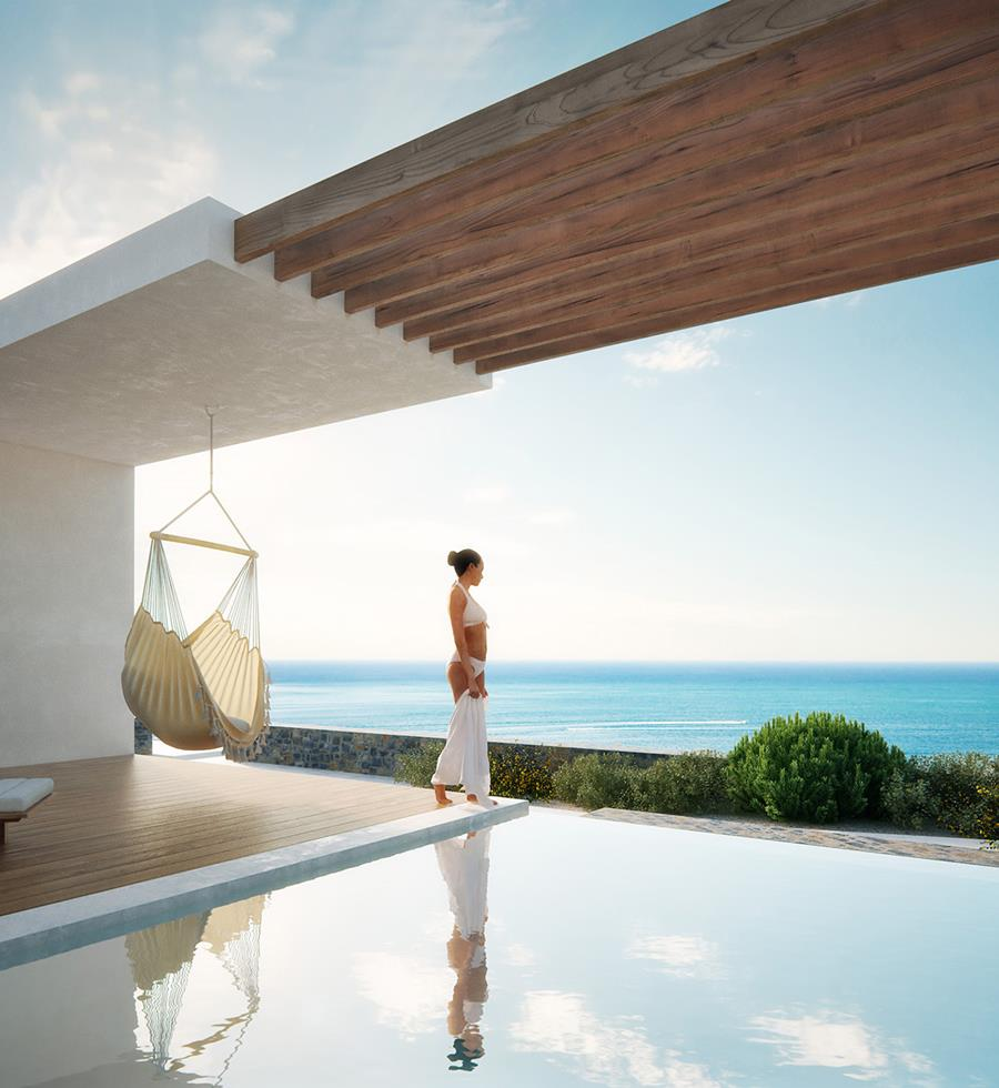ROYAL SENSES VILLA SEA VIEW WITH INFINITY PRIVATE POOL